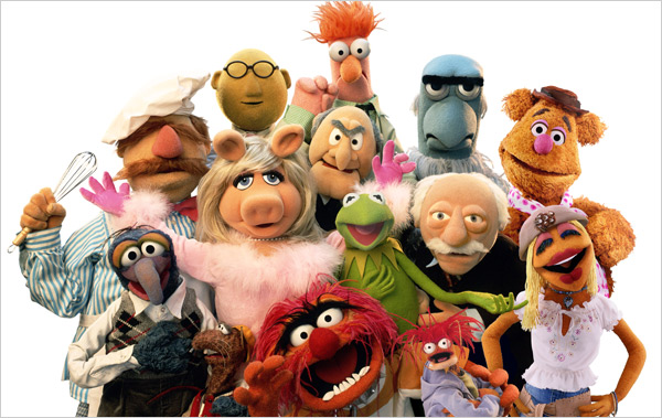 Monsters, Muppets, and other Disney News