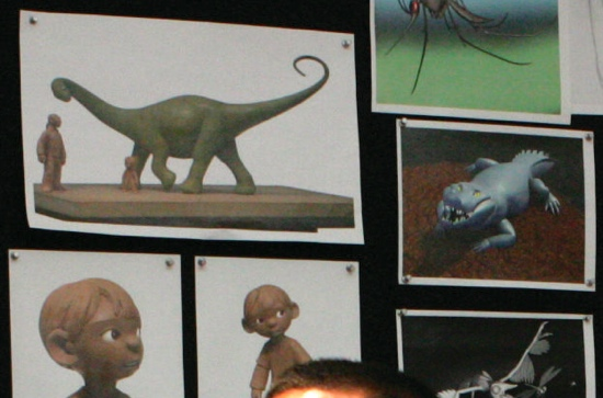 Pixar's Dinosaur Project is actually a Discovery Channel TV Special
