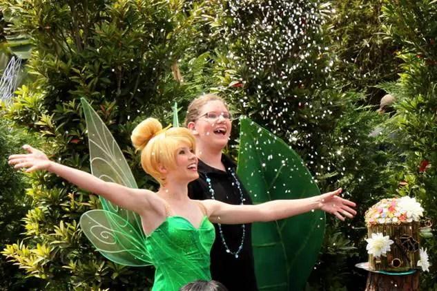 Get FREE Pixie Dust at Walt Disney World