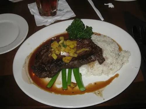Best Place to Grab a Steak at Walt Disney World