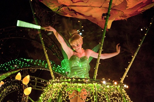 Main Street Electrical Parade at Walt Disney World Draws Closer