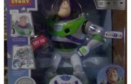 One really cool Buzz Lightyear toy just in time for Toy Story 3