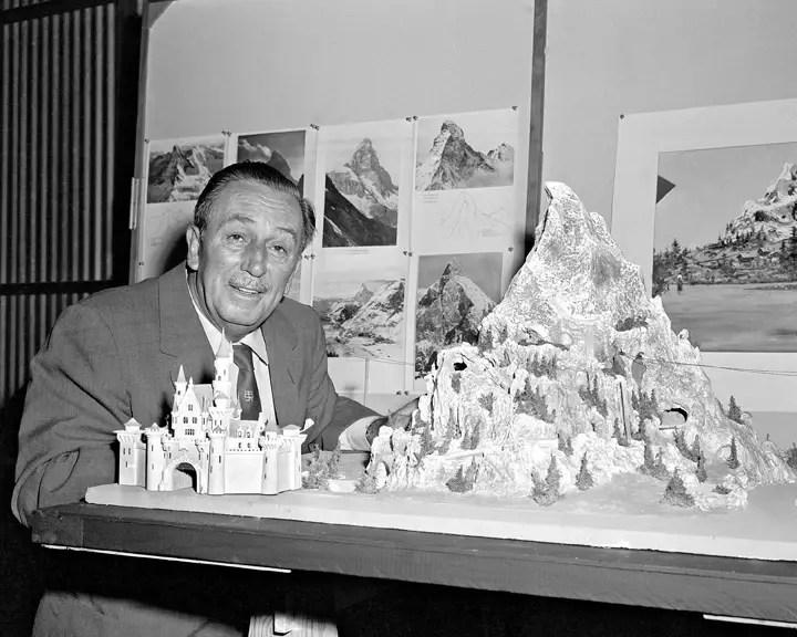 Classic Disneyland Fact or Fiction: The Matterhorn Basketball Court