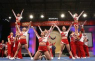 World Cheerleading Event Tumbles into Disney
