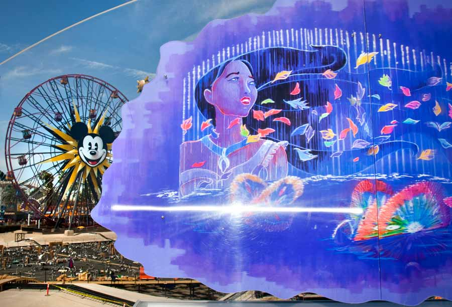 'World of Color' – Behind the H2O – Making the Fountains Dance