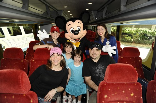 Disney's Magical Express Welcomes Its 10,000,000th Guest
