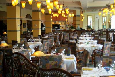 Citricos:  Hit and Miss at The Grand Floridian.