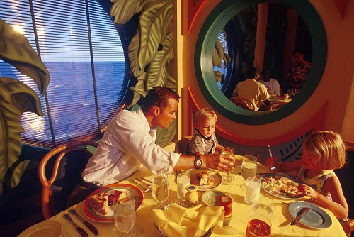 Disney Cruise Line Fun Facts – Dining and Onboard Features