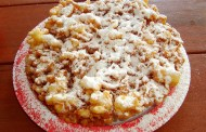 Disney Food Confession - Funnel Cake