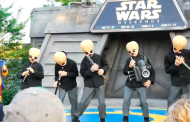 2010 Dance Off with the Star Wars Stars - Hyperspace Hoopla