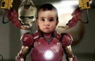 Marvel's Newsest Movie - Iron Baby