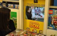 Featured at Disney - Lego Digital Boxes in 3D