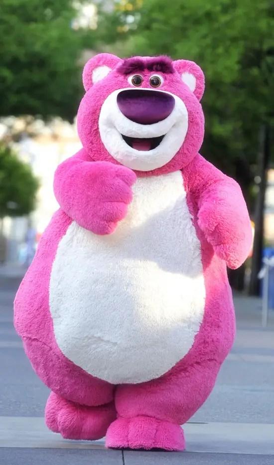 Lots-o-Huggin Bear at Disney Hollywood Studios