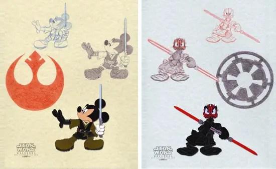 Limited Edition Star Wars Weekends Merchandise