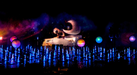 First Look: New Disney 'World of Color' Images