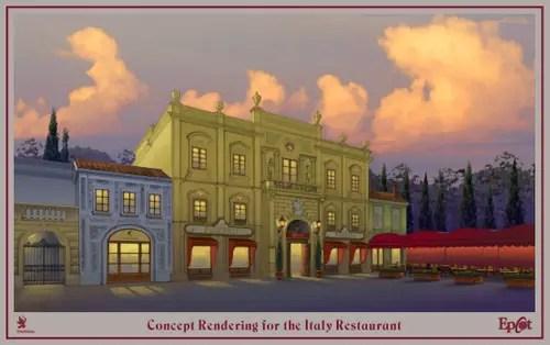 New Pizzeria Via Napoli Countdown Begins for Walt Disney World