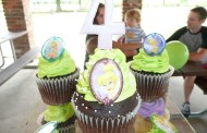 Disney Food Confession - Tinkerbell Cupcakes