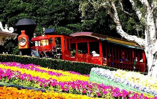 Maintaining the Disneyland Railroad