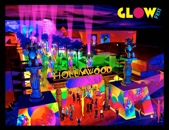 Glow Fest Joins the Summer Nightastic! Line-Up