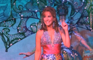 The Little Mermaid voice Jodi Benson sings at the Disneyland Resort