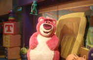 Meeting Lotso at Disney's Hollywood Studios