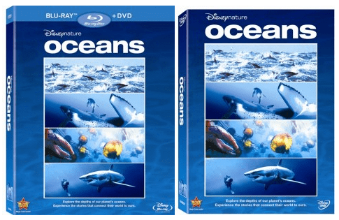 "Disney Helps Ocean Conservation Efforts With ""Oceans"" On Blu-Ray And DVD"