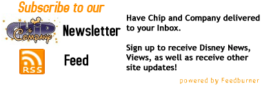 Subscribe to Disney News & Views with Chip and Co