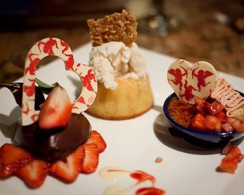 Disney Food Confession – Strawberry Dessert Trio