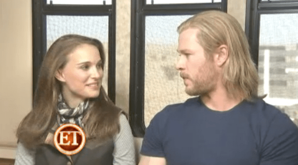 New video from the set of upcoming Marvel Movie Thor