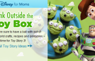Celebrate The Release Of Toy Story 3 With Disney Family.com