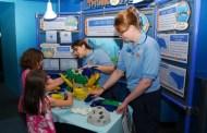 Disneyworld Celebrates World Oceans Day