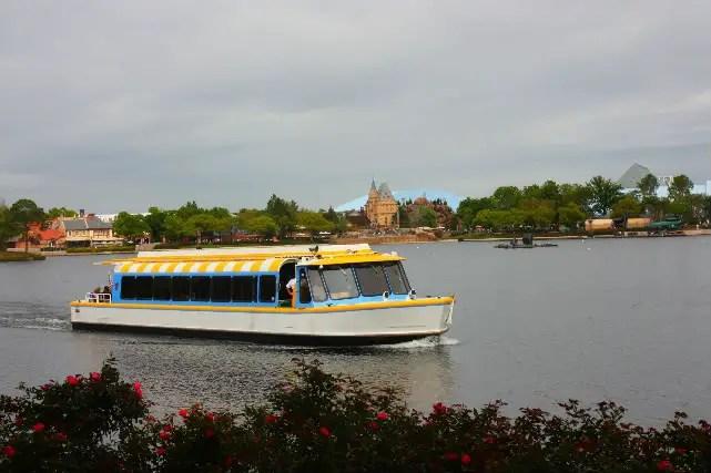 Ask a Disney Question:  Getting around using Disney transportation.