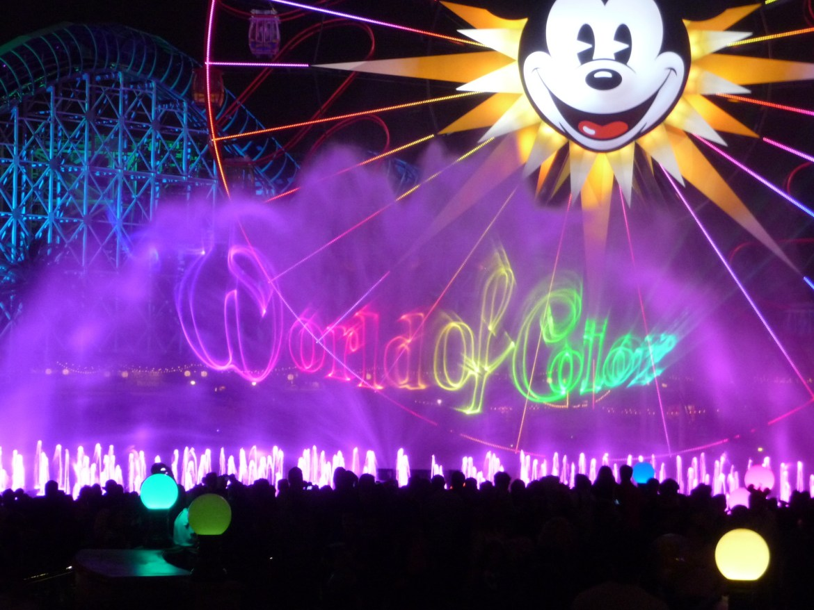 World of Color to Take a Hiatus Next Month