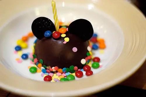 Celebrate Your Birthday At Walt Disney World