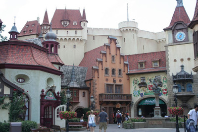 New Entertainment Premiering at Epcot's Germany Pavilion This Month
