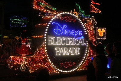 Planning for the Disney World Parades