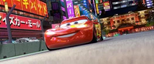Lightning McQueen (Owen Wilson)