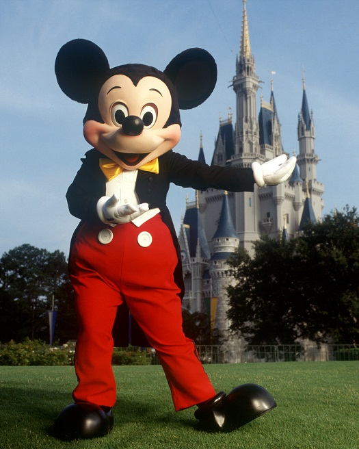 Disney takes Number Three Spot as one of the Most Reputable Companies in the World