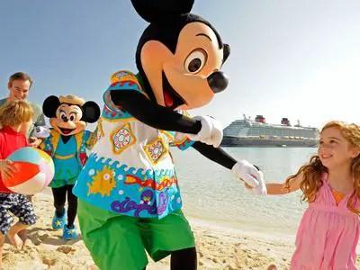 Onboard Credit Plus Half-Off Deposit on Select Disney Cruises