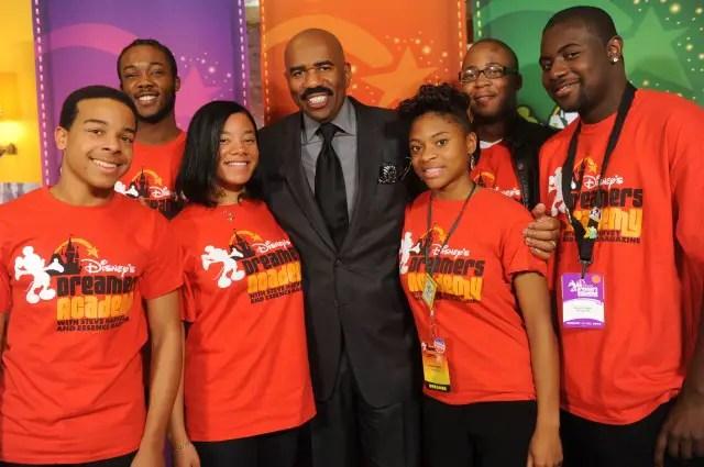 Inspiring Teens to Dream Big at Walt Disney World Resort