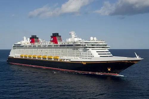 Disney Cruise lines rescued Cubans fugitives on Thursday