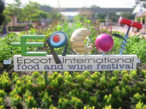 Food and Wine Festival Reservations Available Early