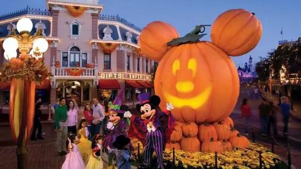 Mickey's Not-So-Scary Halloween Party at Magic Kingdom