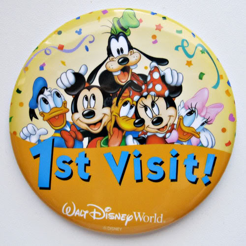 Disney World Quick Tips – Free Celebration Buttons!