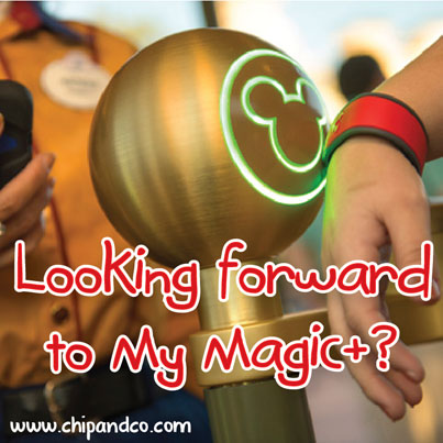 Magicbands Boost Sales for Disney World