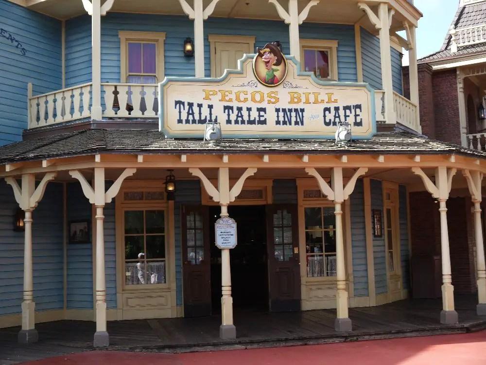 "Secret Menu Experience ""Nachos Rio Grande Challenge"" at Pecos Bill Tall Tale Inn and Cafe in Magic Kingdom"