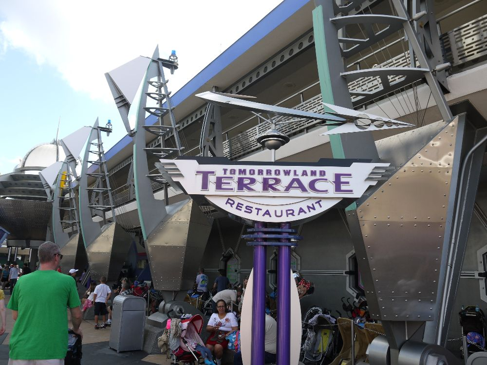 Feast on Festive Fall Favorites at Tomorrowland Terrace For a Limited Time