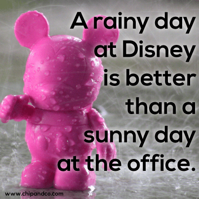 Top 10 things to do at Disney World on Rainy Days