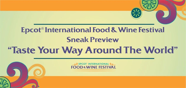 Special Tables in Wonderland Event in July – Food & Wine Festival Sneak Peek