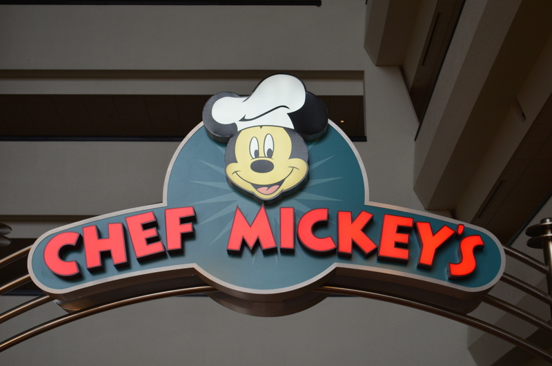 Are Some Disney Restaurants Changing from Buffet to Family Style?